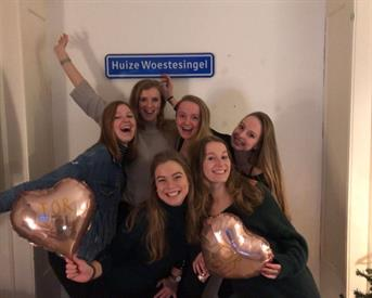 Kamer in Groningen, Oostersingel op Kamernet.nl: Huisgenootje gezocht (v)!!