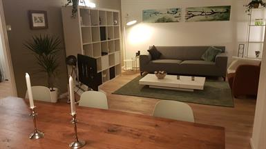 Kamer in Amsterdam, Eastonstraat op Kamernet.nl: Renovated tastefully furnished bright appartment