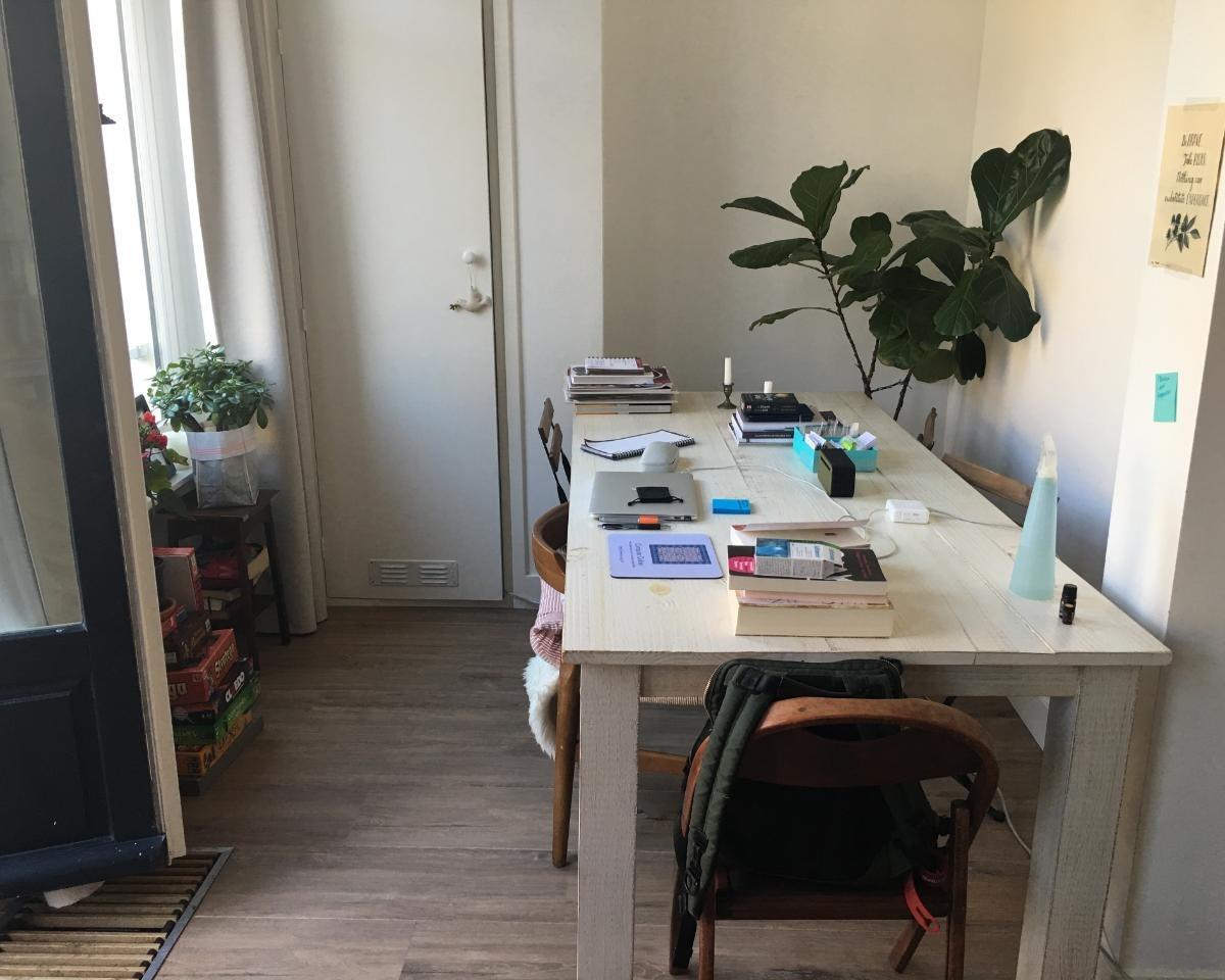 Kamer te huur in de Vrolikstraat in Amsterdam