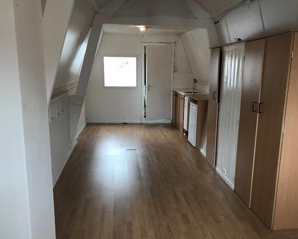 Kamer aan Langestraat in Amersfoort