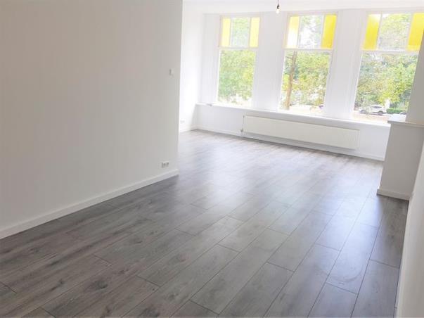 Appartement aan Boergoensevliet in Rotterdam