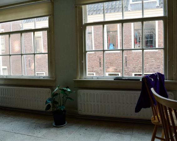 Kamer aan Langestraat in Amsterdam