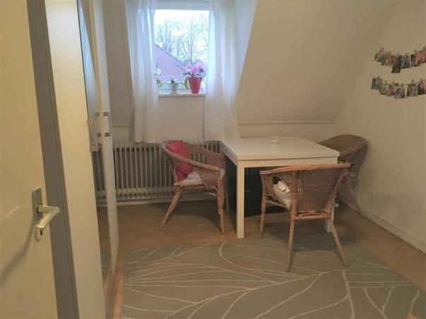 Kamer aan Merovingenstraat in Maastricht