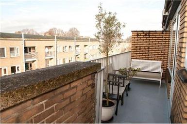 Appartement aan Lessinglaan in Utrecht