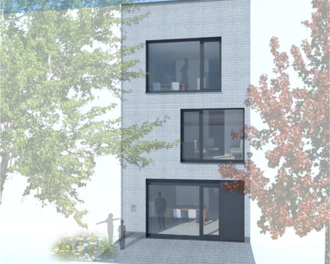 Appartement aan Piet Mondriaanstraat in Amsterdam