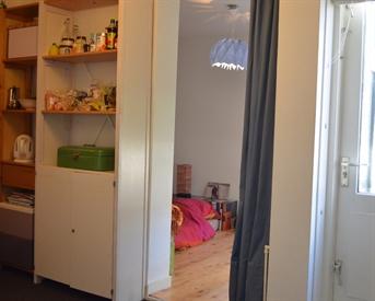 Kamer aan Oudegracht in Alkmaar