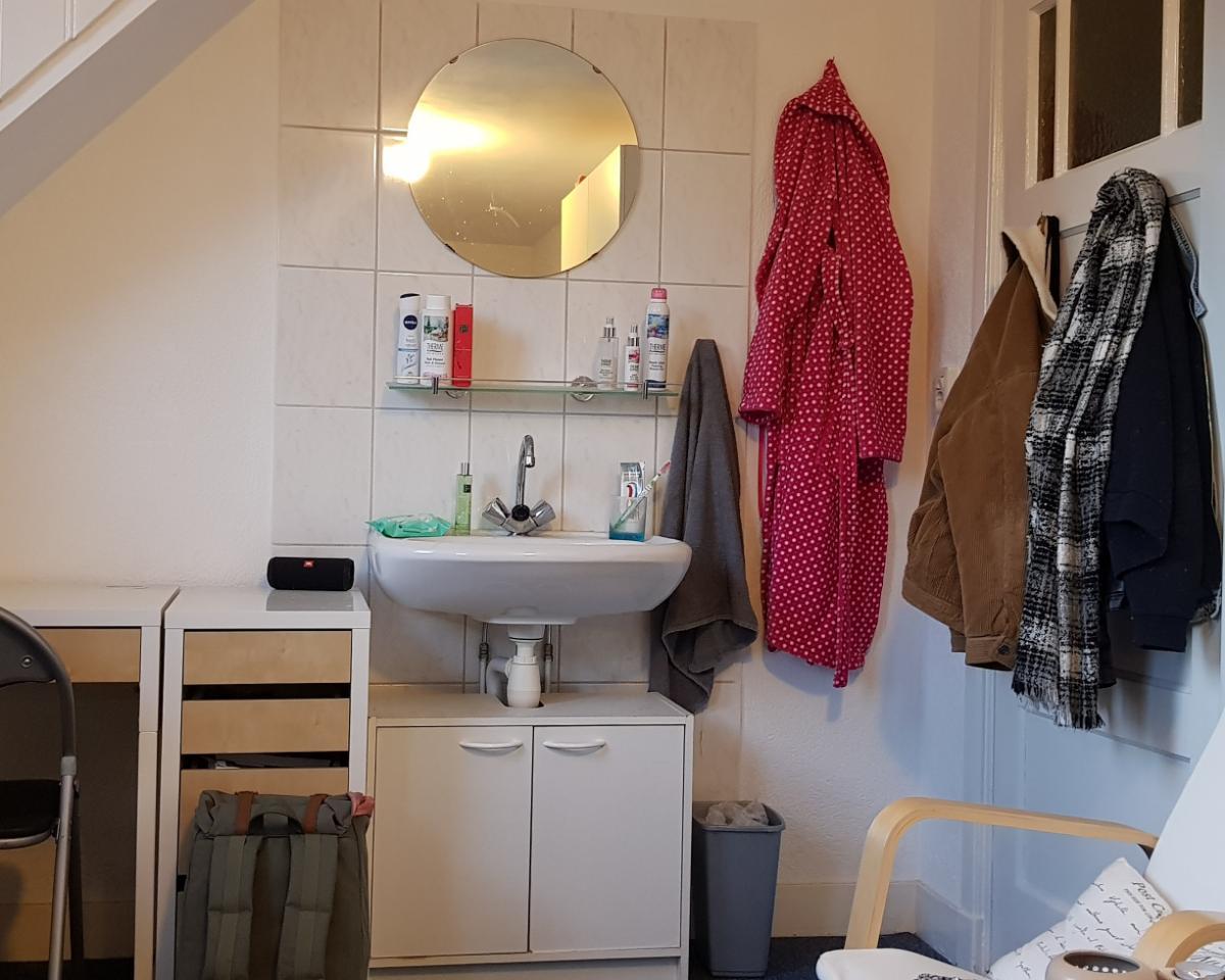 Kamer aan Achillesstraat in Breda