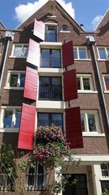 Kamer in Amsterdam, Brouwersgracht op Kamernet.nl: Gemeubileerd 2-slaapkamer appartement