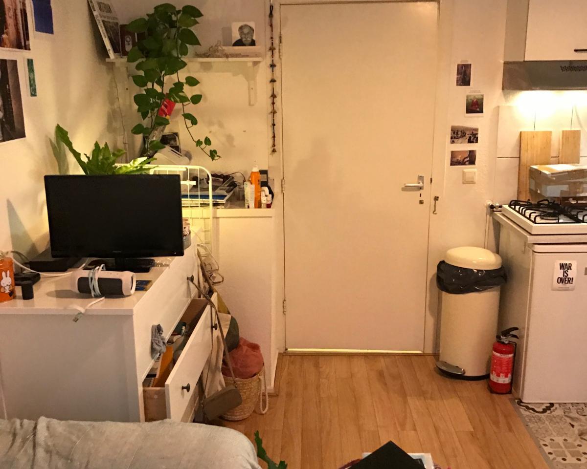 Appartement aan Koekoekstraat in Utrecht