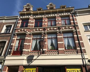 Kamer in Arnhem, Rijnstraat op Kamernet.nl: Ruime studio in hartje centrum