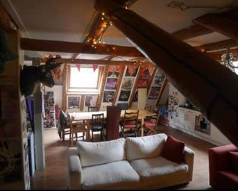 Kamer in Groningen, Burchtstraat op Kamernet.nl: Huize HMP is opzoek naar een nieuw huisgenootje