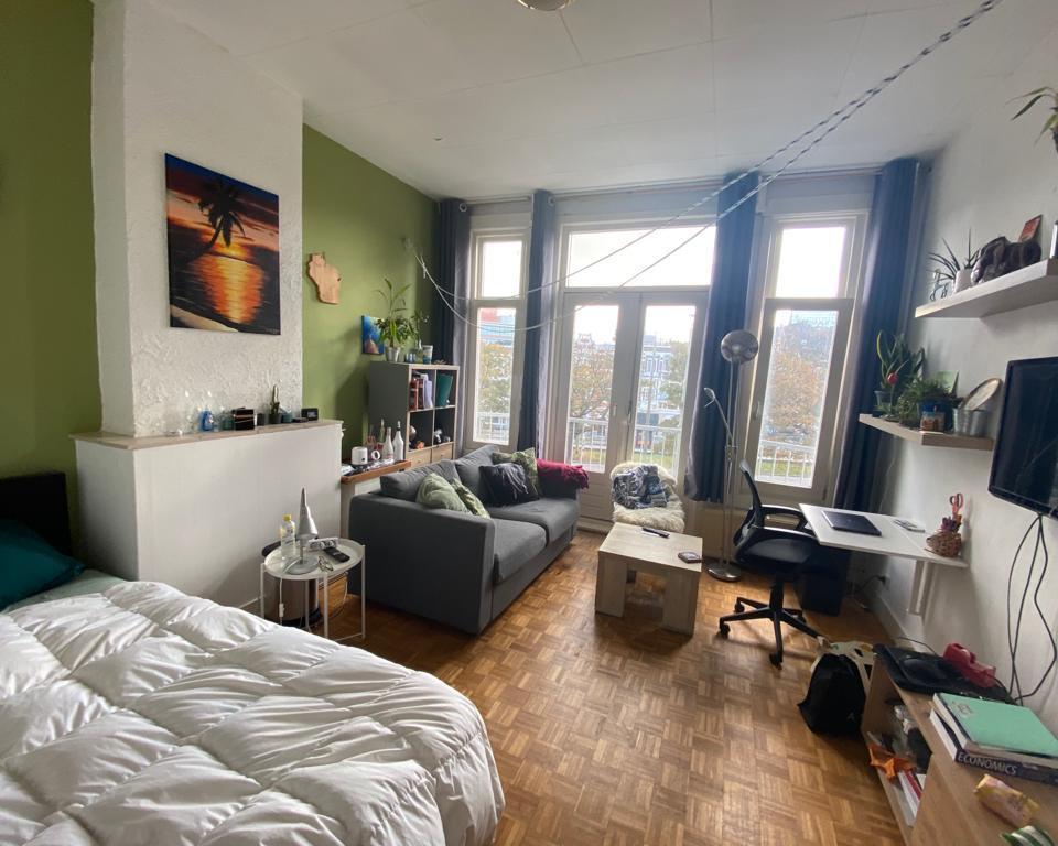 Kamer te huur aan de Weteringkade in Den Haag