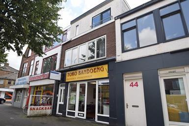 Kamer in IJmuiden, Kennemerlaan op Kamernet.nl: Ruim 3 kamer appartement met balkon