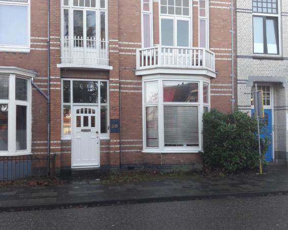 Kamer aan Wijbrand de Geeststraat in Leeuwarden
