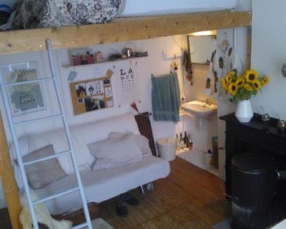 Kamer aan Oosteinde in Delft