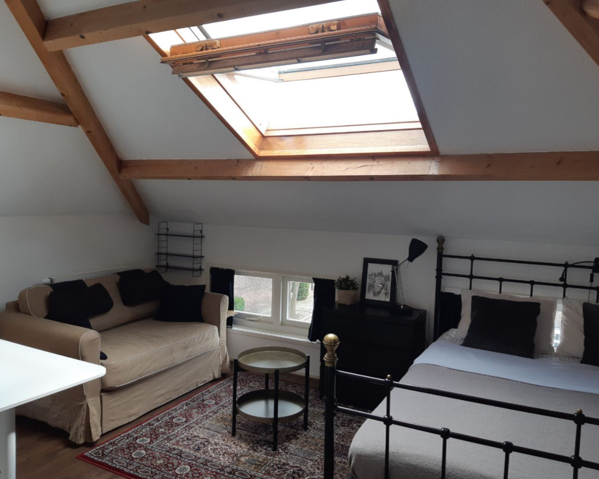 Kamer te huur in de Ampzingstraat in Haarlem