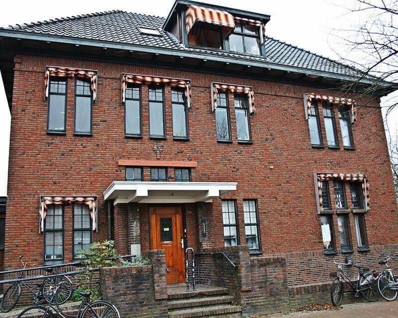 Kamer aan Zaagmuldersweg in Groningen