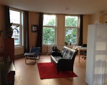 Kamer in Rotterdam, Bleiswijkstraat op Kamernet.nl: Ruime lichte studio van 60M2