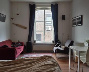 Kamer in Wageningen, Waagstraat op Kamernet.nl: Leukste young professional huis heeft kamer!