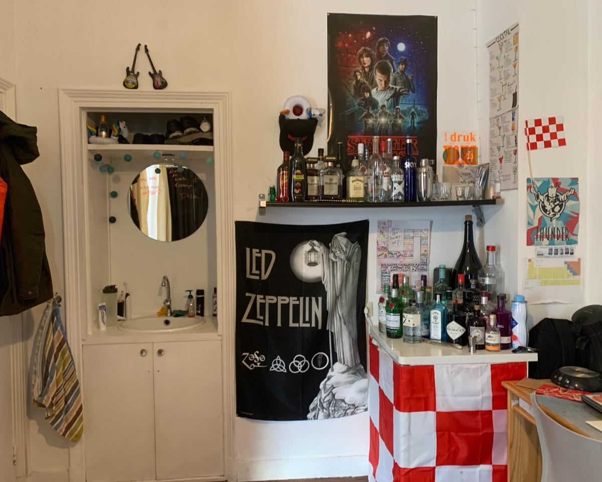 Kamer te huur in de Acaciastraat in Breda