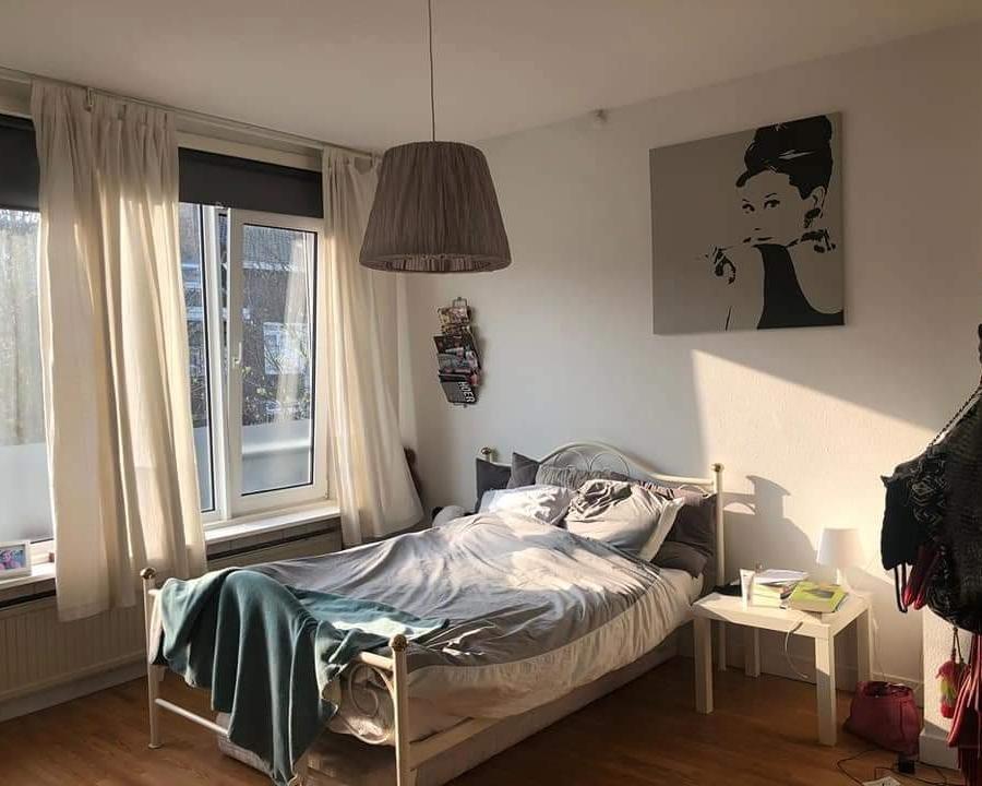 Kamer te huur in de Boreelstraat in Rotterdam