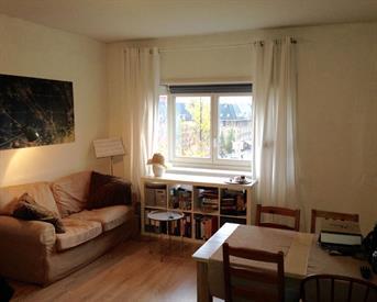 Kamer in Amsterdam, Scheldestraat op Kamernet.nl: Mooie kamer te huur in Rivierenbuurt