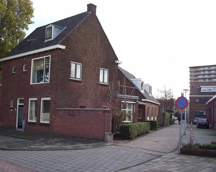 Eerste Hieronymus van Alphenstraat