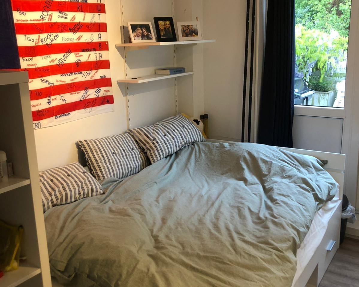 Kamer te huur in de Dirklangenstraat in Delft
