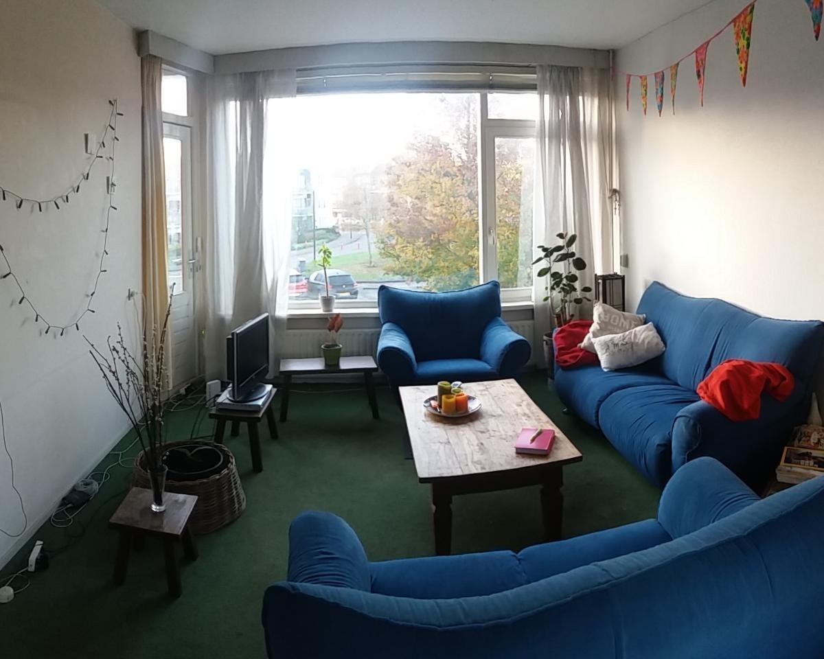 Kamer aan Euterpeplein in Amersfoort