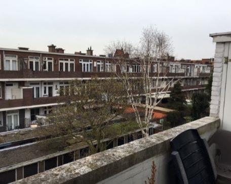 Kamer te huur in de Janssoniusstraat in Den Haag