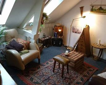 Kamer in Amsterdam, Meeuwenlaan op Kamernet.nl: Ruime kamer in Amsterdam Noord vlakbij pontje
