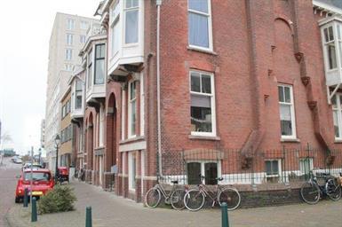 Kamer in Den Haag, Rotterdamsestraat op Kamernet.nl: ruim gedeeltelijk gemeubileerde benedenwoning