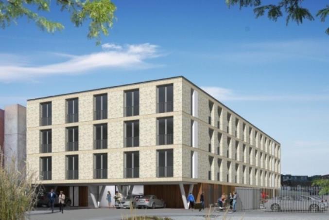 Appartement te huur in Breda voor €339   Kamernet