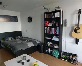 Kamer in Delft, Balthasar van der Polweg op Kamernet.nl: Kamer 20m² - 400 inc - 1 huisgenoot