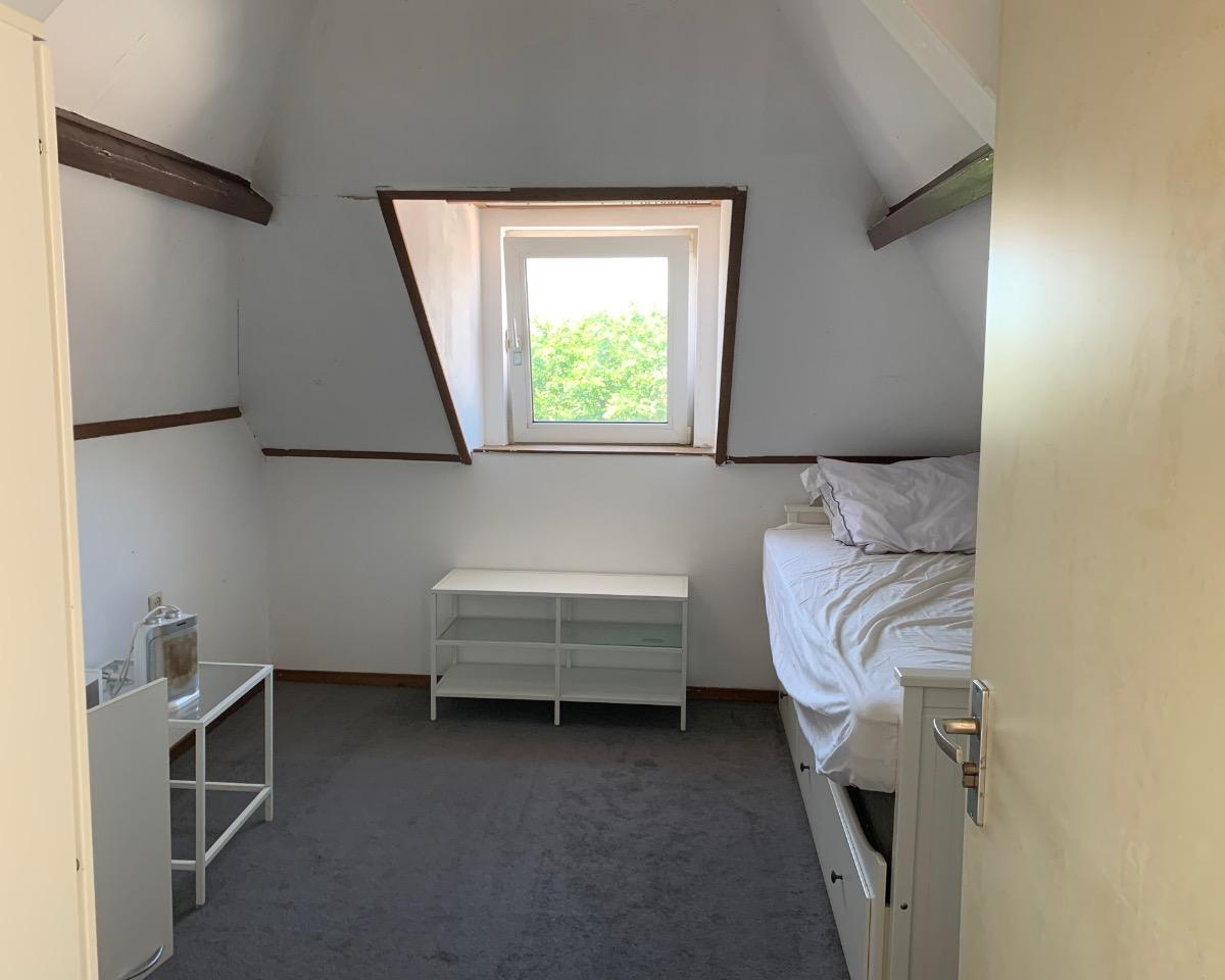 Kamer te huur in de Zwaanshals in Rotterdam