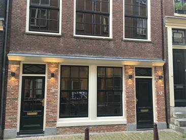 Kamer in Amsterdam, Binnen Wieringerstraat op Kamernet.nl: Loveley apartment on the groundfloor