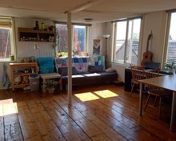Kamer in Leiden, Steenschuur op Kamernet.nl: Tijdelijke studio in leiden centrum