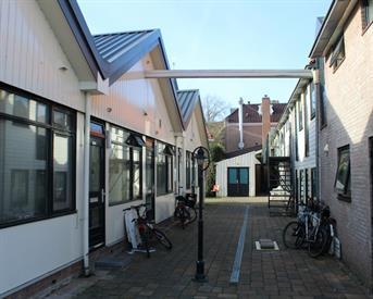 Kamer in Assendelft, Assumburgstraat op Kamernet.nl: Luxe 1-kamer appartement