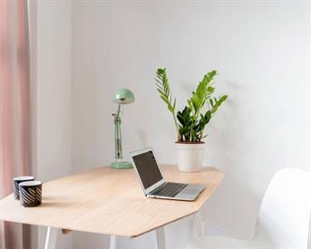 Studio aan Esperantoplein in Den Haag