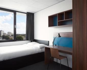 Kamer in Rotterdam, Willem Ruyslaan op Kamernet.nl: Kamer in the Student Hotel