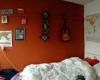 Kamer aan Ina Boudier-Bakkerlaan in Utrecht