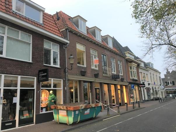 Appartement aan Zuidsingel in Amersfoort