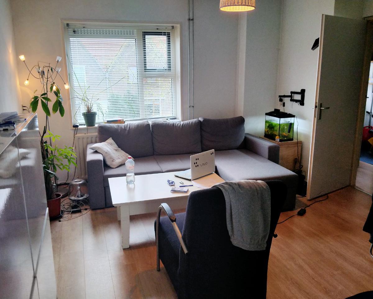 Kamer te huur in de Merelstraat in Leeuwarden