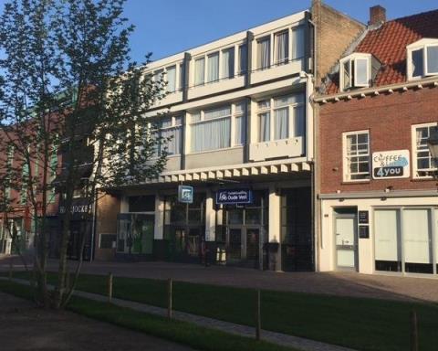 Studio at Oude Vest in Breda