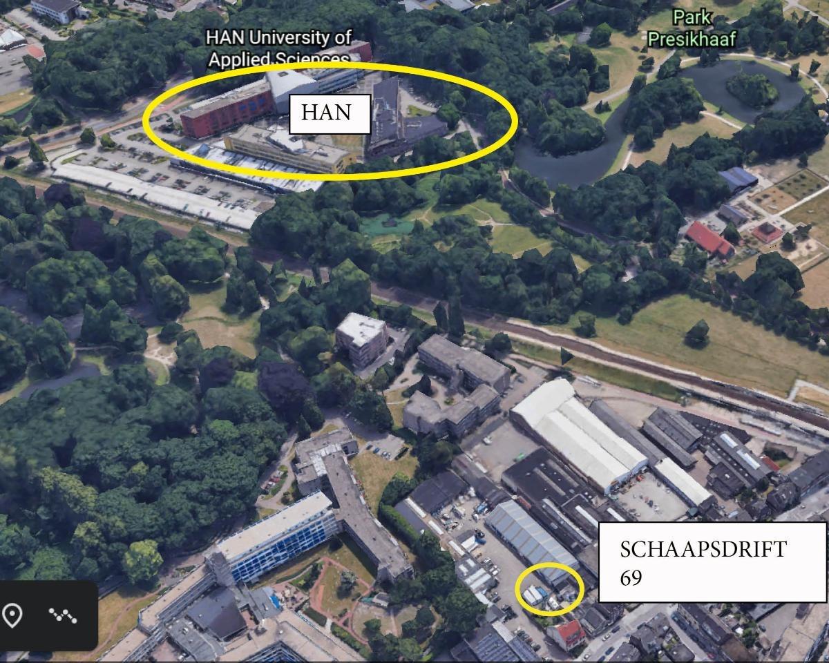 Kamer te huur aan de Schaapsdrift in Arnhem