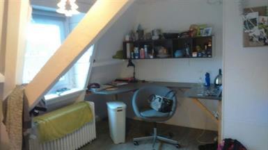 Kamer in Tilburg, Voltstraat op Kamernet.nl: Kamer te huur aan studentenpand aan de Voltstraat