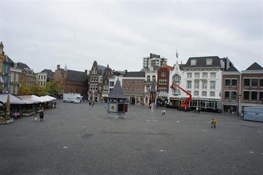 Kamer in Den Bosch, Kolperstraat op Kamernet.nl: Sfeervol appartement met hoge plafond en uitzicht op Markt