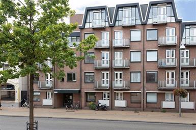 Kamer in Apeldoorn, Stationsstraat op Kamernet.nl: 2-kamer appartement met een terras op het Zuidwesten