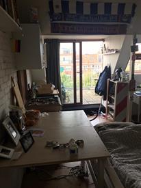 Kamer in Groningen, Peizerweg op Kamernet.nl: TIJDELIJKE GEMEUBILEERDE KAMER BESCIKBAAR