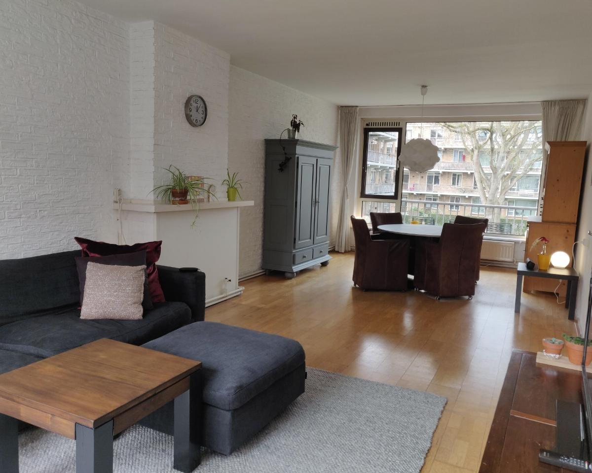 Kamer te huur in de Samuel Morsestraat in Den Bosch